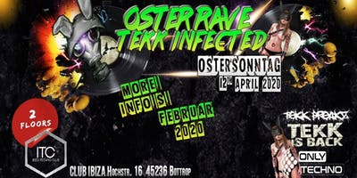 OsterRave - Tekk Infected