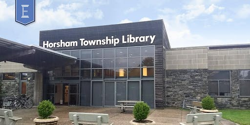 College Financial Workshop at Horsham Township Library
