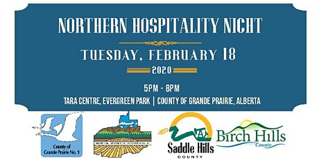 Northern Hospitality Event - February 18, 2020 tickets