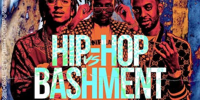 HIP-HOP VS BASHMENT - Shoreditch Party