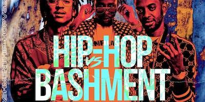 HIP-HOP VS BASHMENT - Shoreditch Party