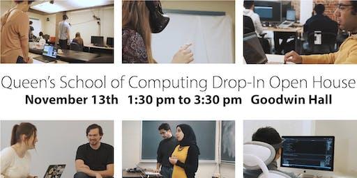 Queen's School of Computing Drop-In Open House
