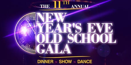 New Years Eve Gala 2019 tickets