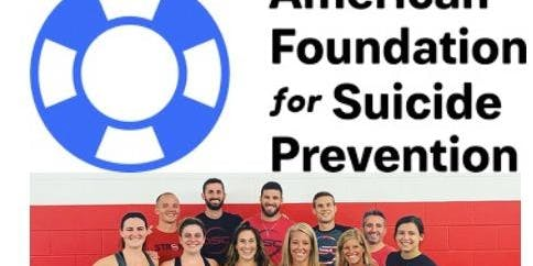 HELP OUR HEROES: A DSC/ALTITUDE TEAM CHALLENGE TO SUPPORT THE AFSP