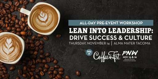 Lean Into Leadership: Drive Success & Culture One-Day Workshop