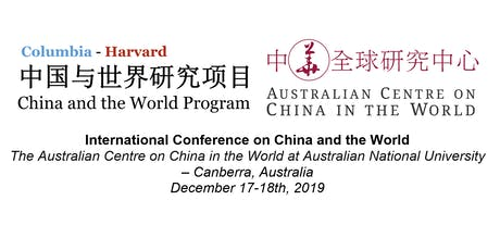 China and the World Program Annual Conference 2019 tickets
