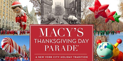 Macy's Thanksgiving Day Parade Bus Trip