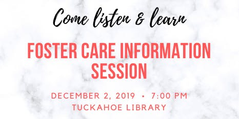 Henrico Area Foster Care Information Session