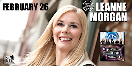 Comedian Leanne Morgan Live In Naples, FL Off the hook comedy club tickets