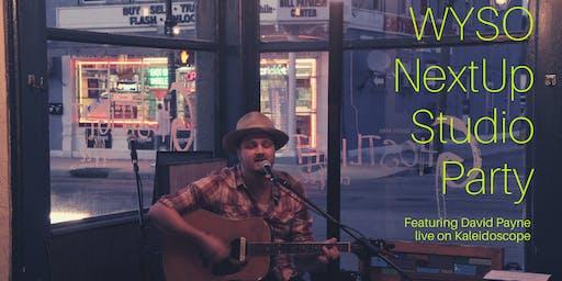 WYSO NextUp Studio Party