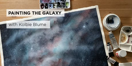 Painting the Galaxy with This Writing Desk tickets