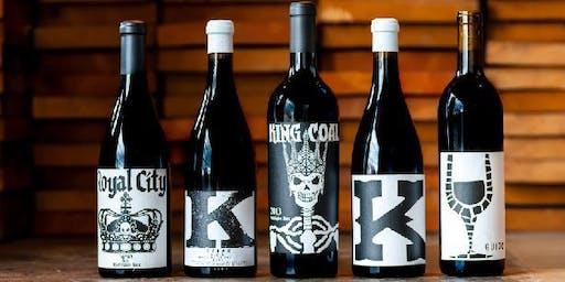 K Vintners Wine Experience