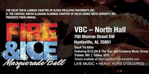 The Annual Fire & Ice Masquerade Ball