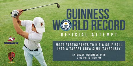 Guinness World Record Official Attempt tickets