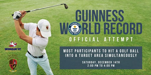 Guinness World Record Official Attempt