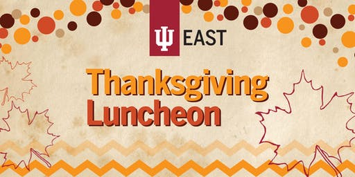 Annual Faculty and Staff Thanksgiving Luncheon