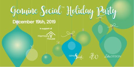 Genuine Social Holiday Party! tickets