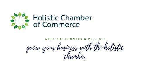 Severna Park Holistic Chamber of Commerce Potluck