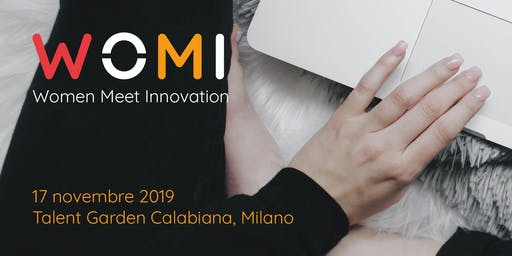 WOMI - Women Meet Innovation