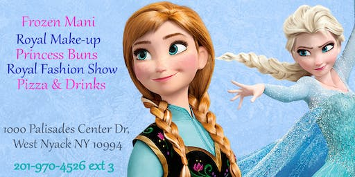 Frozen 2 Movie Release Party Hosted By Anna & Elsa
