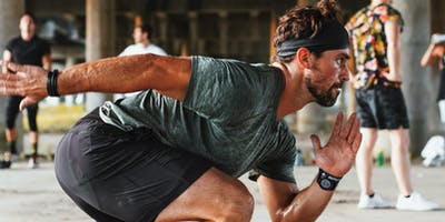 "lululemon November Men's Event: Sweat & Connect ""Grunge Workout"""