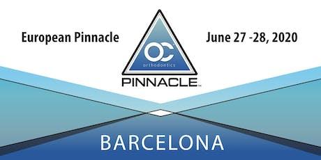 Barcelona Pinnacle entradas