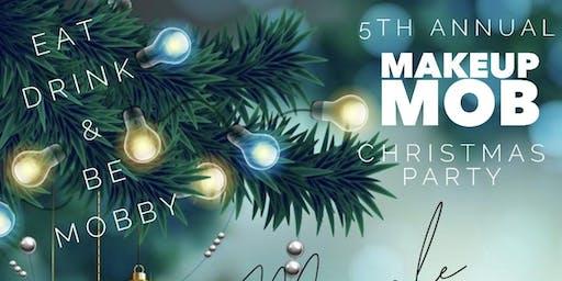 Makeup Mob 5th annual Mingle & Jingle