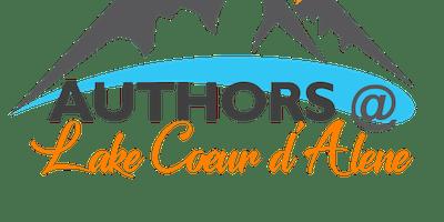 Authors at Lake Coeur d'Alene
