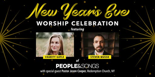 New Year's Eve Worship Celebration