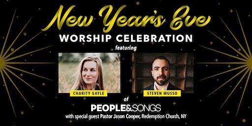 New Year's Eve Worship Celebration