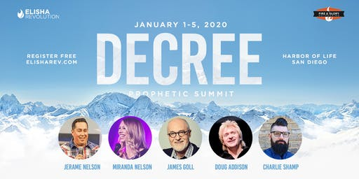 Decree Prophetic Summit 2020