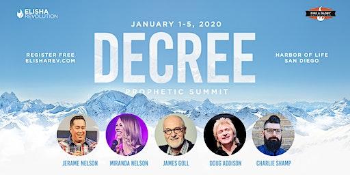 Decree Prophetic Summit 2020