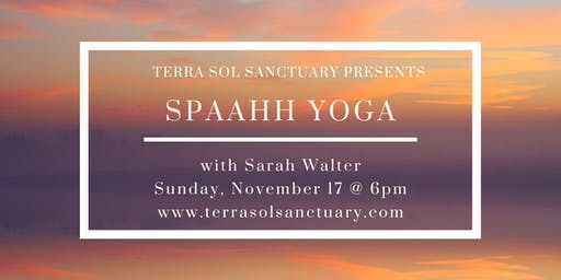 Spaahh Yoga