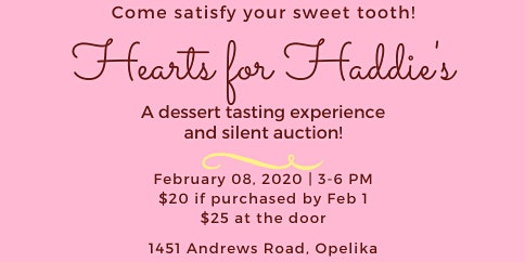 Hearts for Haddie's