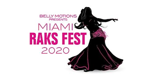 MIAMI RAKS FEST 2020