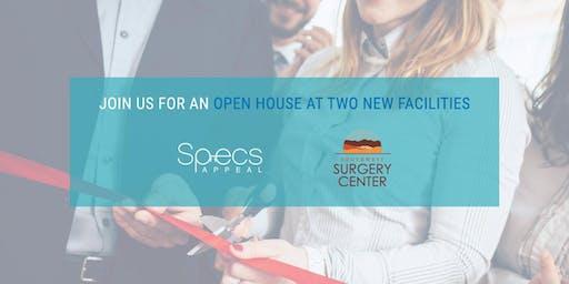 Open House | Southwest Surgery Center & Specs Appeal