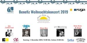ÖJW Benefiz Weihnachtskonzert 2019