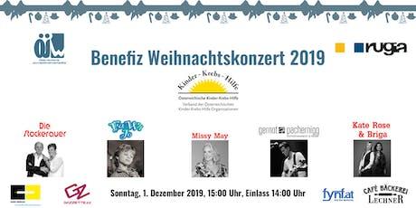ÖJW Benefiz Weihnachtskonzert 2019 Tickets