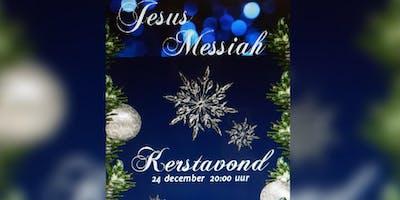 Kerstavond Kerk Lifebuilders Hoorn Jesus Messiah