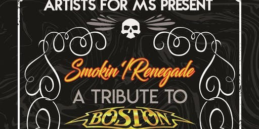 ARTISTS FOR MS PRESENT SMOKIN RENEGADE A TRIBUTE TO BOSTON AND STYX