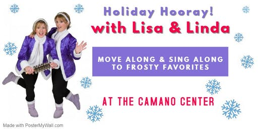 Music Shine Time with Lisa & Linda - Holiday Hooray!