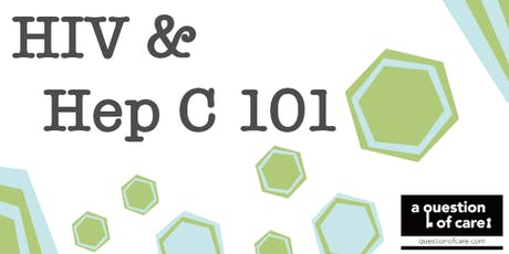 HIV & Hep C 101: Including Our Community of Lived Experience tickets