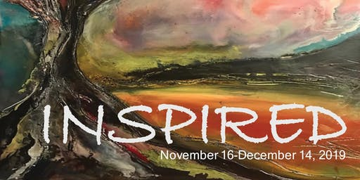Inspired: the 6th Annual Artist Council Exhibition Public Reception
