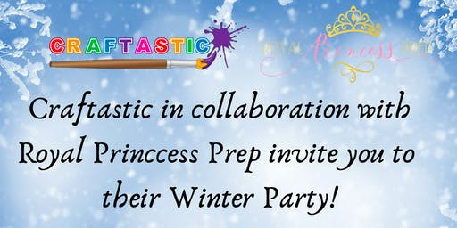 Craftastic's Winter Party!