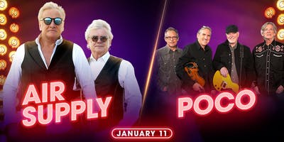 Air Supply with Special Guest Poco