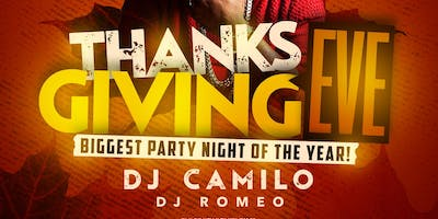 Thanksgiving Eve @barCode