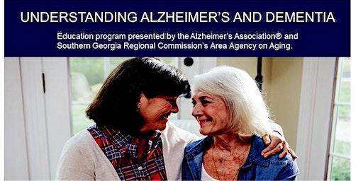 Understanding Alzheimer's and Dementia - For Caregivers Valdosta Event