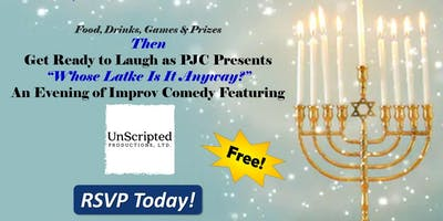 PJC Hannukkah Party 2019