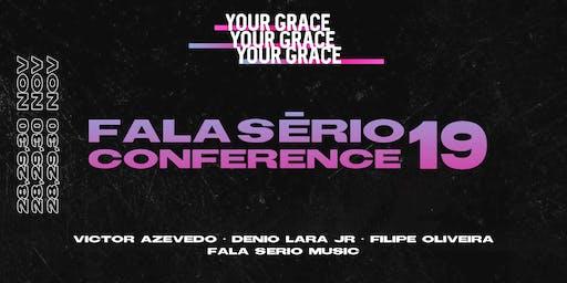 FALA SÉRIO CONFERENCE 19