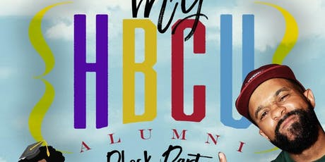 "11.30 | ""I LOVE MY HBCU"" ALUMNI BLOCK PARTY @ THE ADDRESS THANKSGIVING BREAK #RepYoHBCU tickets"